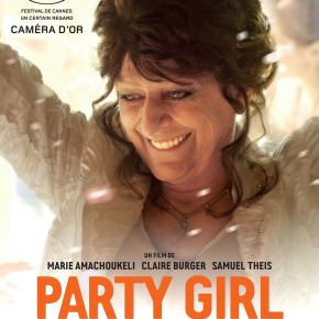 PARTY GIRL de Marie Amachoukeli, Claire Burger et Samuel Theis