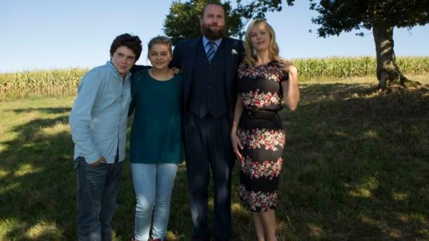 Tournage La famille Bélier