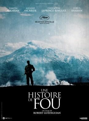 UNE HISTOIRE DE FOU de RobertGuédiguian
