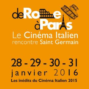 8è Édition du Festival DE ROME ÀPARIS