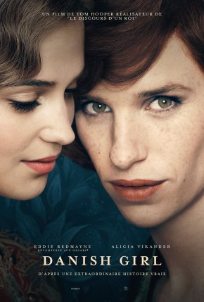 DANISH GIRL de Tom Hooper