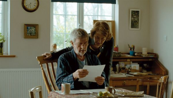 45 ans Charlotte Rampling Tom Courtenay