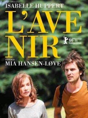 L'AVENIR de MiaHansen-Love