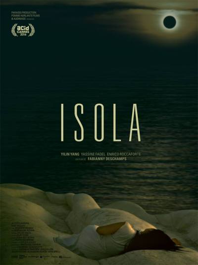 isola affiche