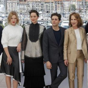 Cannes, jour 7 : Monter les Marches pour Juste la Fin du Monde de Xavier Dolan & finir avec Pericle IlNero