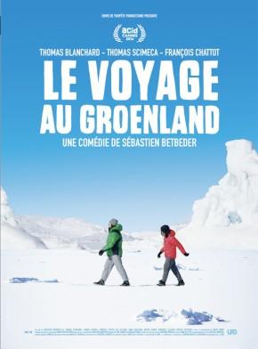 En bref : LE VOYAGE AU GROENLAND de SébastienBetbeder