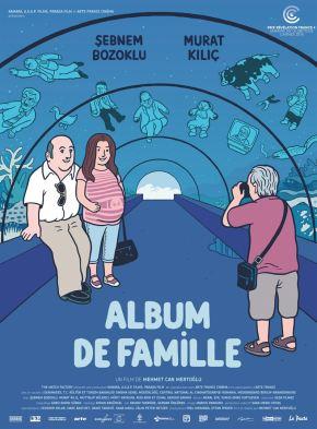 En bref : ALBUM DE FAMILLE de Mehmet CanMertoğlu