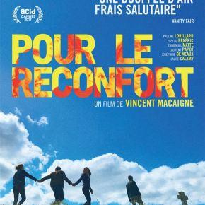 En bref : POUR LE RÉCONFORT de VincentMacaigne
