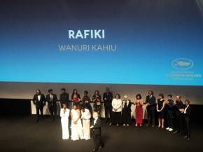 Cannes, jour 1 : DONBASS &RAFIKI