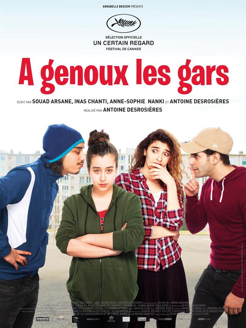 En bref : A GENOUX LES GARS d'Antoine Desrosières