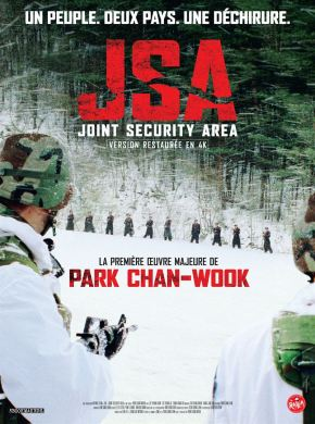 JOINT SECURITY AREA (JSA) de Park Chan-Wook