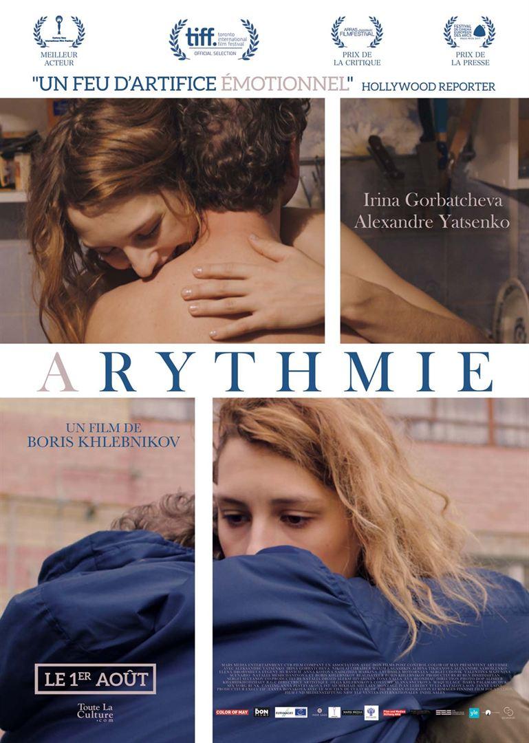 En bref : ARYTHMIE de Boris Khlebnikov