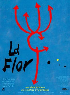 En bref : LA FLOR parties 1 & 2 de MarianoLlinás