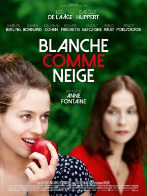 BLANCHE COMME NEIGE d'AnneFontaine