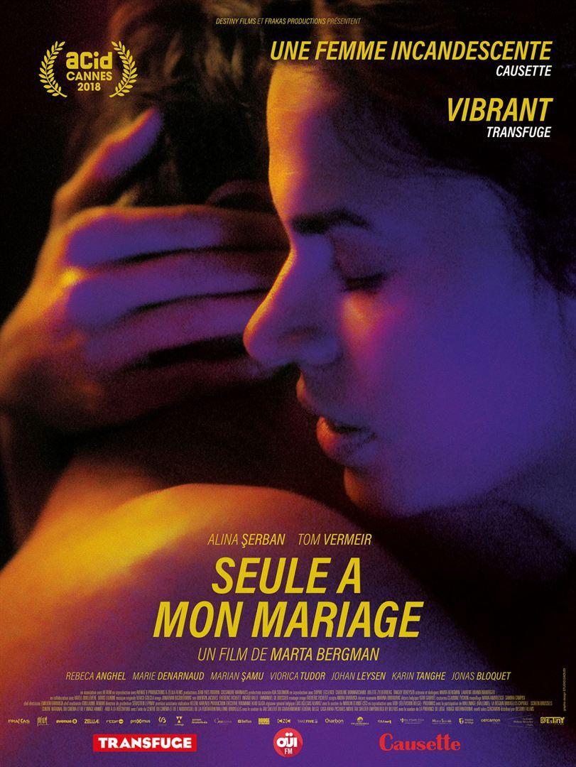 En bref : SEULE A MON MARIAGE de Marta Bergman
