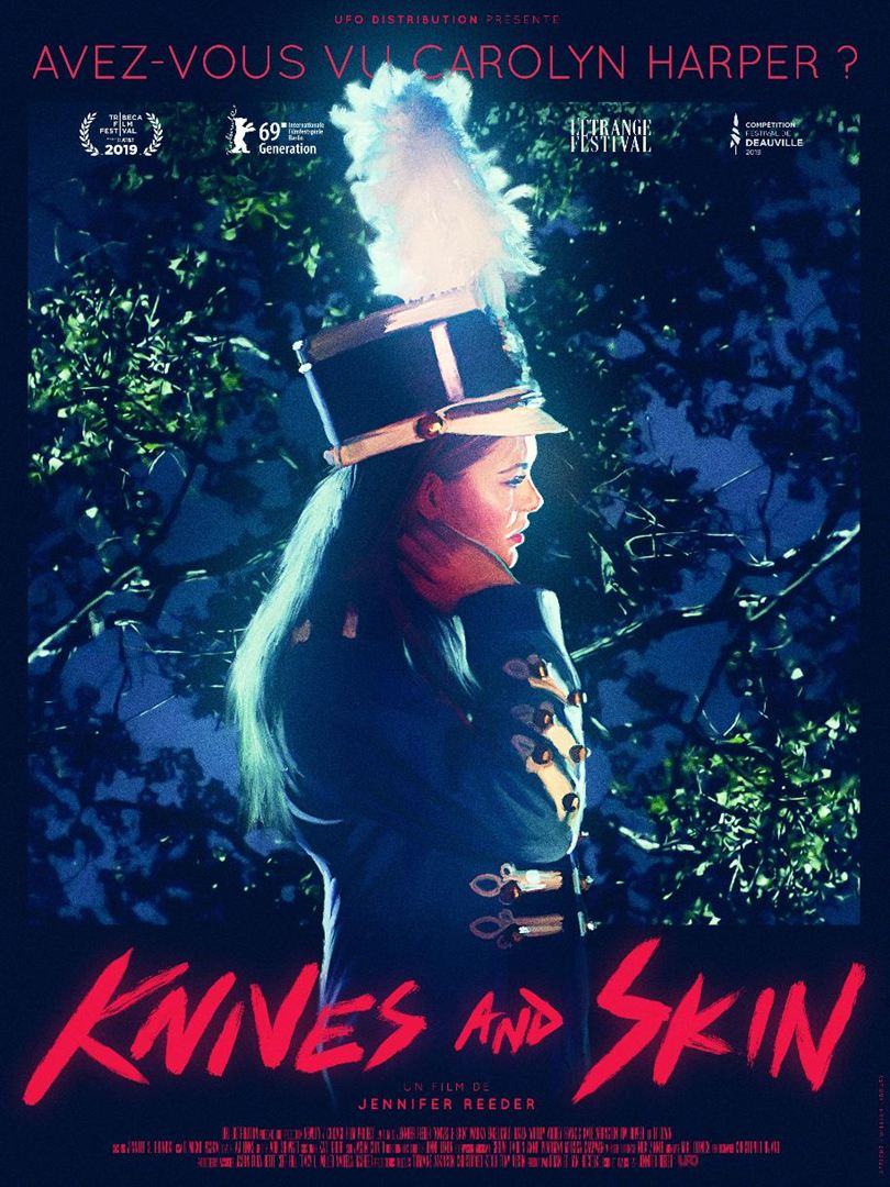 KNIVES AND SKIN de Jennifer Reeder