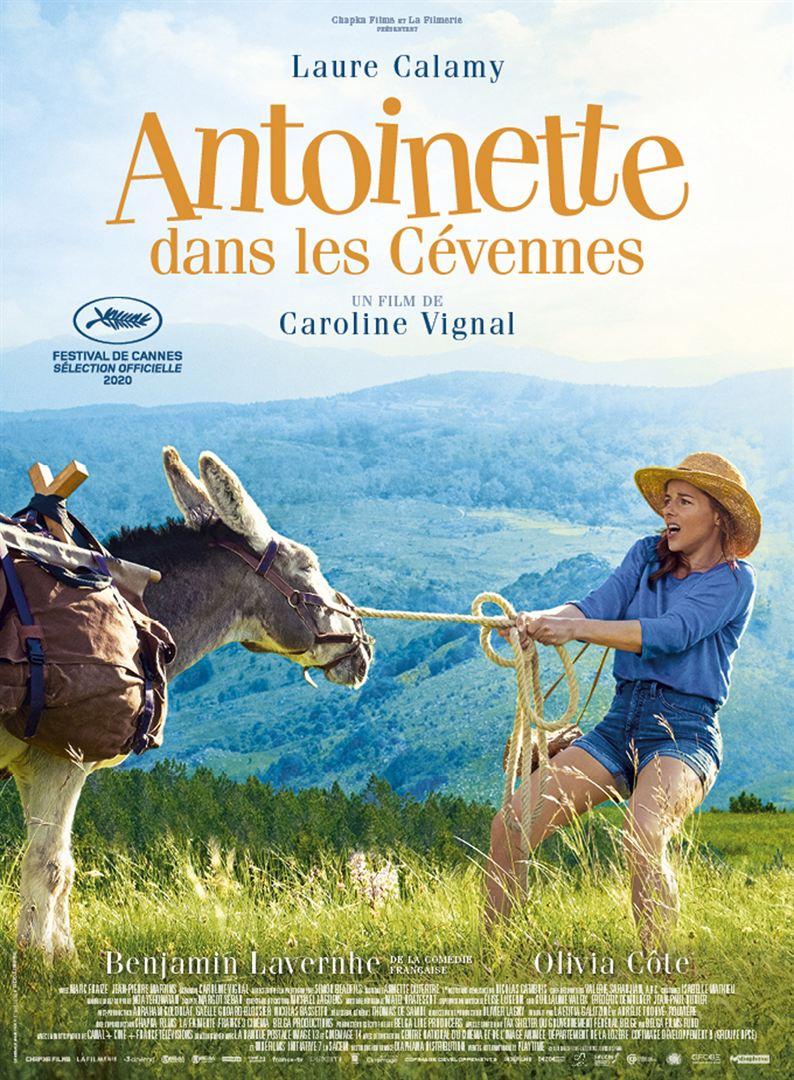 ANTOINETTE DANS LES CEVENNES de Caroline Vignal